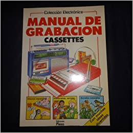Manual De Grabacions: Cassettes/Recording Manual : Cassettes ...