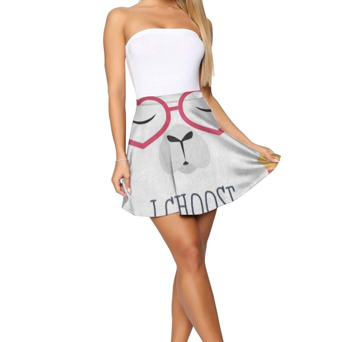 Amazon.com: Girl Dress, Cute Unicorn Llama Alpaca Quotes ...