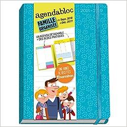 Utilisez vous un agenda familial ?  51LbUko6e1L._SX258_BO1,204,203,200_