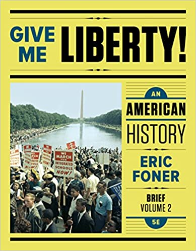 Amazon give me liberty an american history brief fifth amazon give me liberty an american history brief fifth edition vol 2 ebook eric foner kindle store fandeluxe Gallery