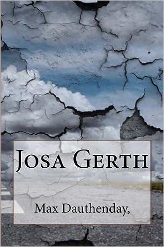 Josa Gerth (German Edition)