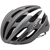 Giro Foray Bike Helmet – Matte Titanium/White Small For Sale