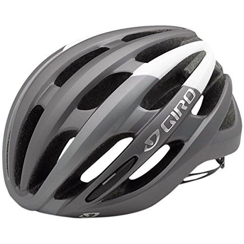 Giro Foray Bike Helmet - Matte Titanium/White Small
