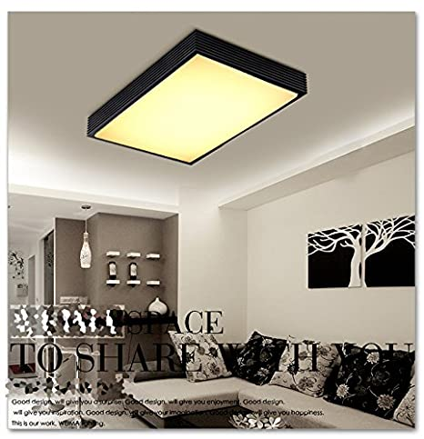 Natsen® LED Ceiling Light Modern Ceiling Light Warm White Warm White ...