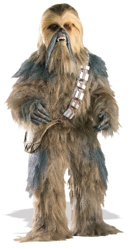 [Supreme Edition Chewbacca Costume - X-Large - Chest Size 50] (Supreme Edition Darth Vader Costumes)
