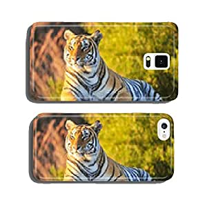 Portrait of a Tiger cell phone cover case Samsung S5
