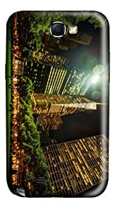 cover sell park new york PC case/cover for samsung galaxy N7100/2
