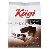 KAGI Dark Chocolate Mini Swiss Wafer, 125g