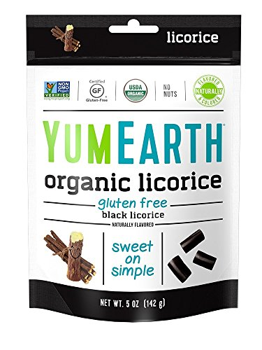 YumEarth Organic Gluten Free Licorice