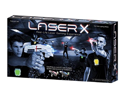 Laser X 3 Player Bundle  Laser Gaming Set