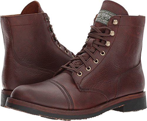 Polo Ralph Lauren Men's Enville Fashion Boot, Deep Saddle Tan, 7.5 D US by Polo Ralph Lauren