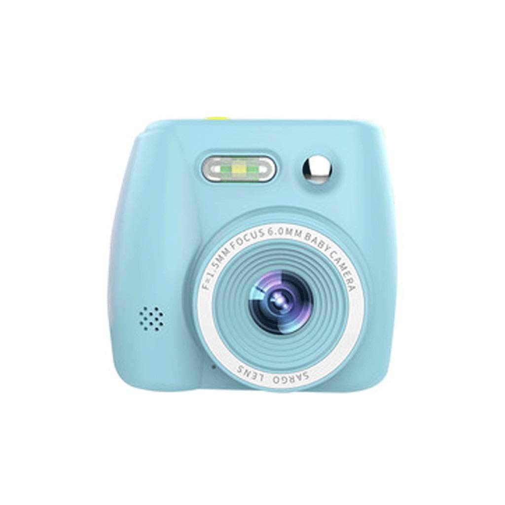 Kinder Digitalkamera Spielzeug kann Fotos Video Baby Fotografie Mini HD Kinder Urlaub Geburtstagsgeschenk nehmen (Farbe   rot, Größe   8GB) Gelb 16GB