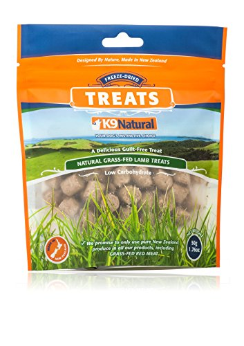 K9 Natural Lamb Treats for Dogs 1.76 Oz.