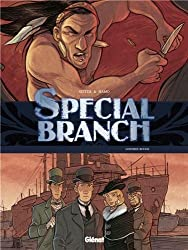 Special Branch, Tome 4 : Londres Rouge