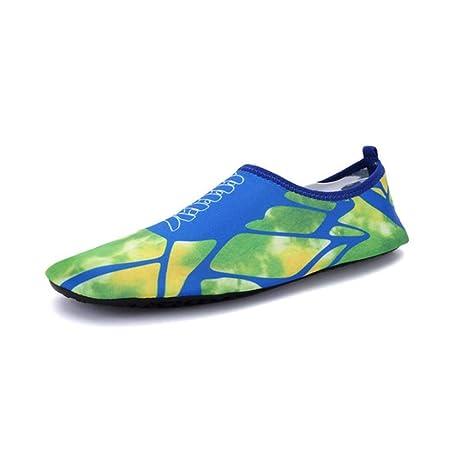 Amazon.com: TD D8516 Men and Women Barefoot Soft Shoes ...