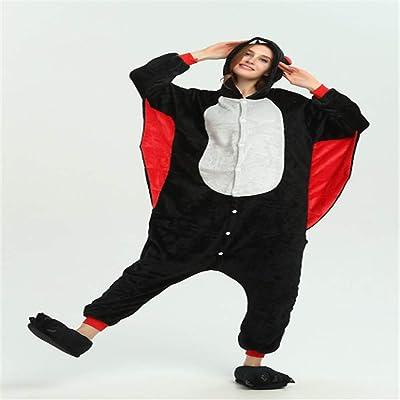 Pijamas de Halloween, Pijamas, Trajes de Dibujos Animados, Pijamas, Damas, Pijamas de Franela, Pijamas de Animales, como imágenes, M: Ropa y accesorios