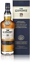 The Glenlivet 18 Jahre Single Malt Scotch Whisky (1 x 0.7 l)