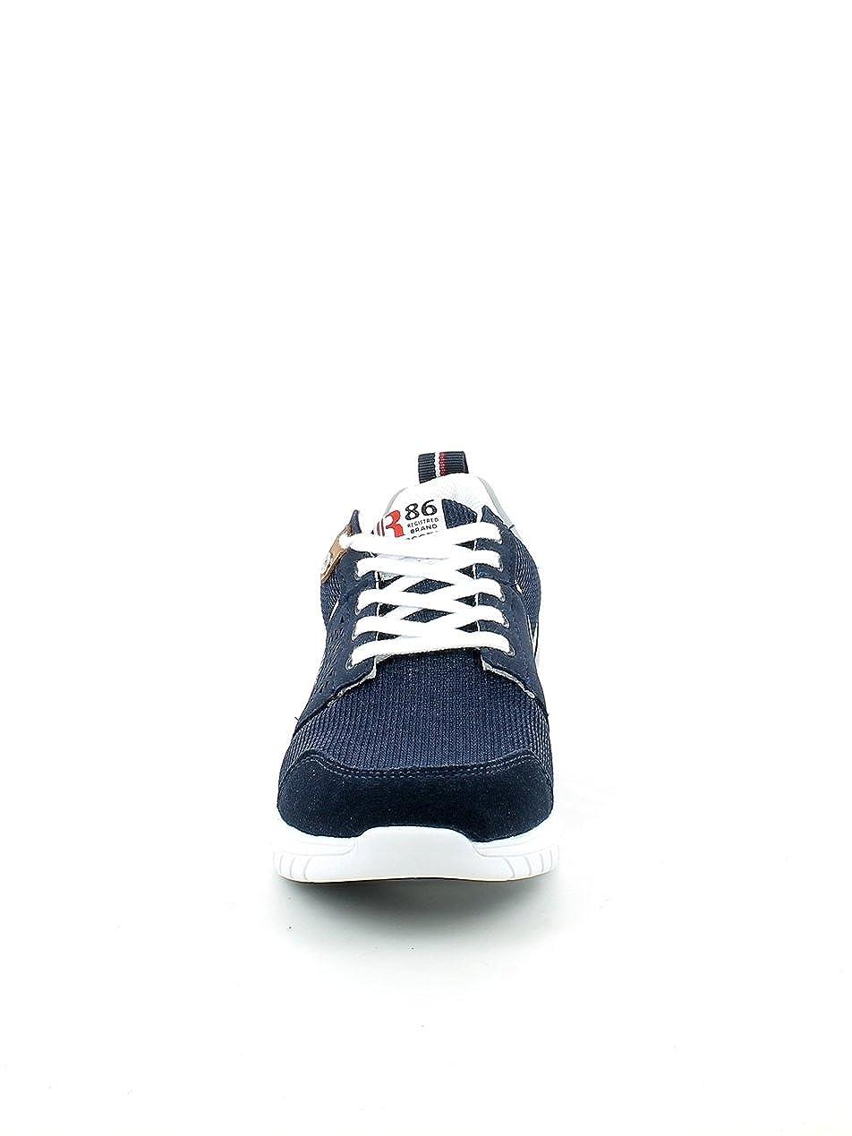 RHAPSODY Sneaker in Tessuto a Rete Blu: Amazon.it: Scarpe