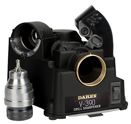 [DAREX Drill Bit Sharpener - Model : V390 Capacity: 1/8
