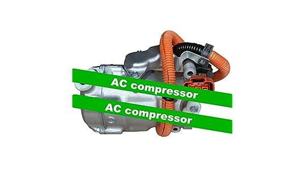 Amazon.com: GOWE Car Auto AC compressor for ES18C Car Auto AC compressor for Car Toyota Prius/1.5/1.8 042000-0190 88370-47010 042000-0193 042000-0194 ...