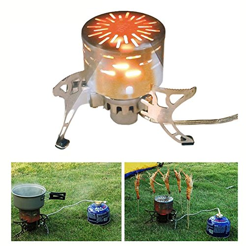 MIJORA-Outdoor Camping Hilking Picnic Stove Far Infrared Heating Barbecue BBQ Cover