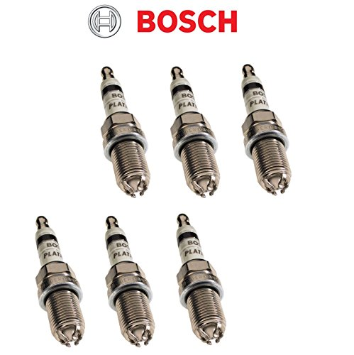Bmw 318is Spark Plug - Bosch 4417 Platinum+4 FGR7DQP spark plug(Pack of 6)
