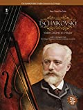 img - for Tchaikovsky - Violin Concerto in D Major, Op. 35: Music Minus One Violin Deluxe 2-CD Set (Music Minus One (Numbered)) book / textbook / text book