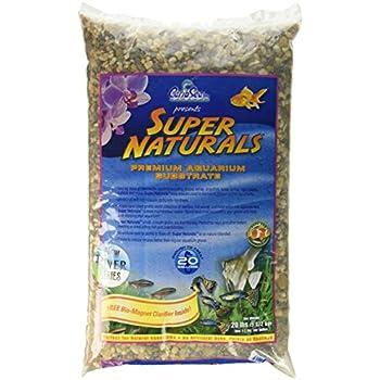 CaribSea Aquatics 36892 Super Naturals Sri Lanka Gravel, 20 lb