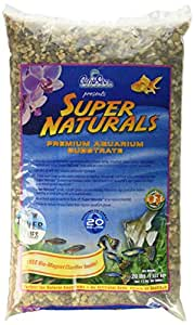 CaribSea Aquatics 36892 Super Naturals Sri Lanka Gravel, 20 lb