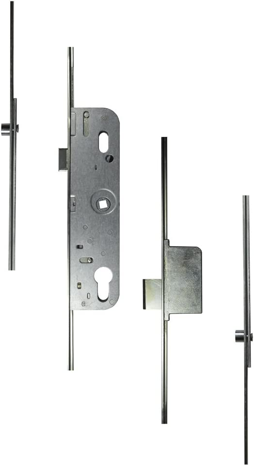 FERCO Munster Joinery Lever Operated Latch Only 1 Lower Deadbolt /& 2 Roller