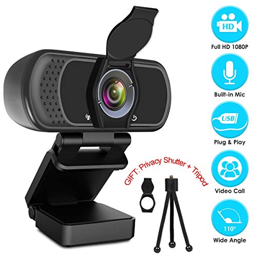 Webcam HD 1080p Web