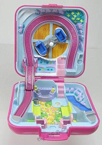 1989 Vintage Polly Pocket Polly World Fun Fair Bluebird Toys