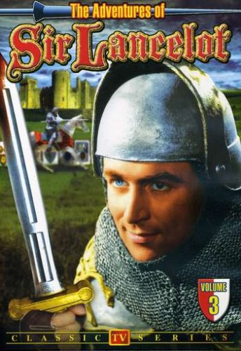 DVD : The Adventures of Sir Lancelot: Volume 3 (Black & White)