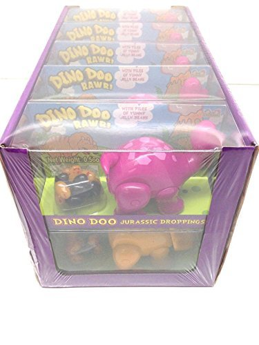 Dino Doo Rawr! With Piles of Yummy Jelly Beans,Jurassic Drop