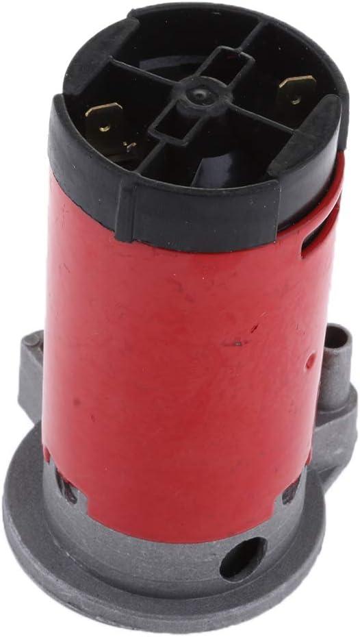 Homyl 12 V 115 dB Auto Boot Air Horn Compresor Se/ñal Cuerno Bomba el/éctrica Aire Hupe