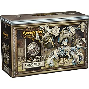 Privateer Press – Warmachine – Convergence: Prime Axion Colossal Model Kit