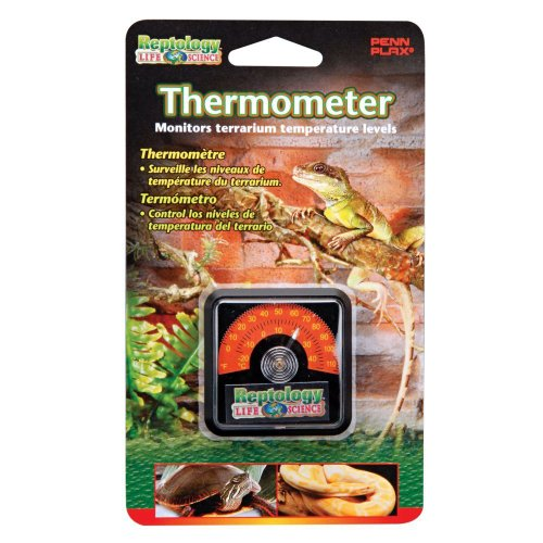 Temperature Combo Sensor - Reptology Reptile Hygrometer Humidity and Temperature Sensor Gauges