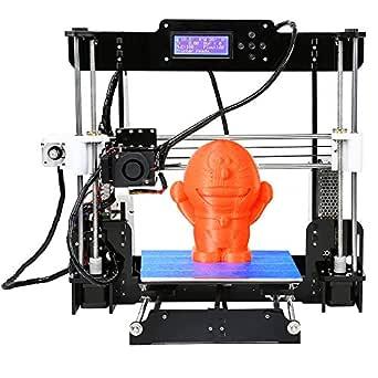 Win-Tinten 2018 Nuevo A8 DIY 3D Kit de impresora, de alta ...
