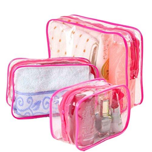 Eshylala Plastic Bathing Toiletry Cosmetic