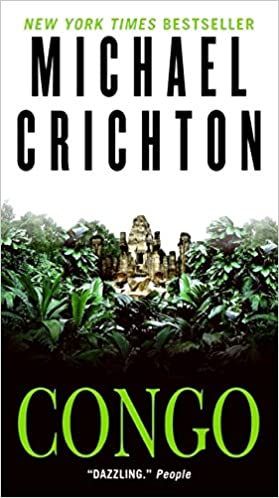 Image result for michael crichton congo