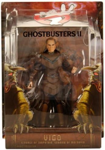 Mattel Ghostbusters II Figurine Vigo Scourge of Carpathia: Amazon ...