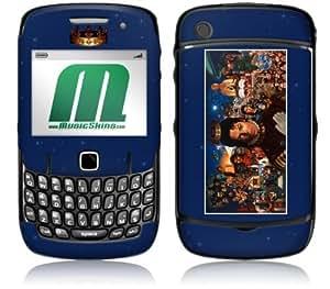 MusicSkins, MS-MJ20044, Michael Jackson - King Of Pop, BlackBerry Curve (8520/8530), Skin