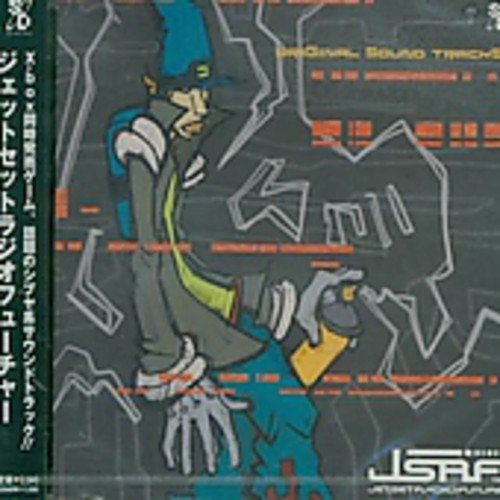 Alex Cossack Reviews Music: Music: Jet Set Radio Future OST