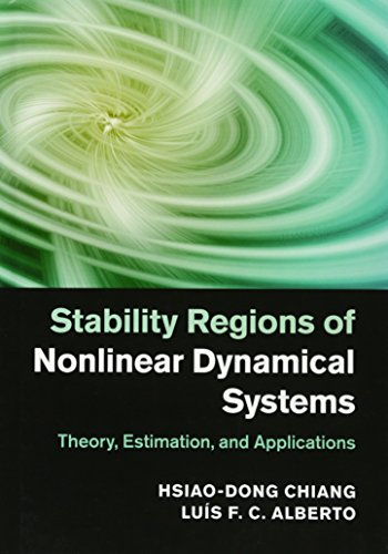 Stability Regions of Nonlinear Dynamical Systems: Theory, Estimation, and Applications