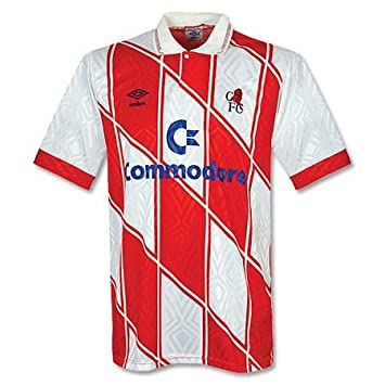 the best attitude 9dbfa 167c1 90-92 Chelsea Away Shirt - Used: Amazon.co.uk: Sports & Outdoors