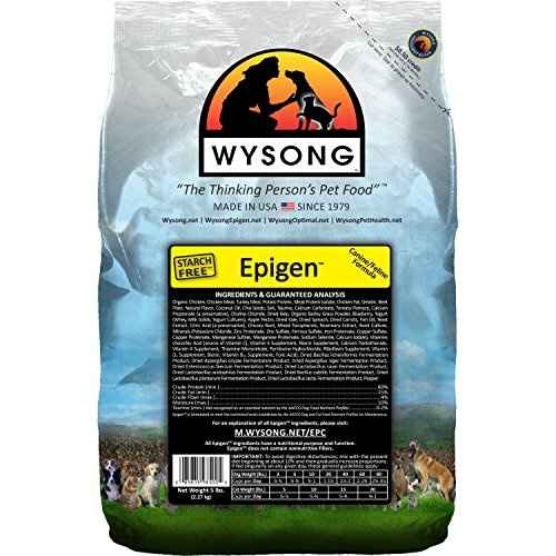 Wysong Epigen Dog Food Reviews