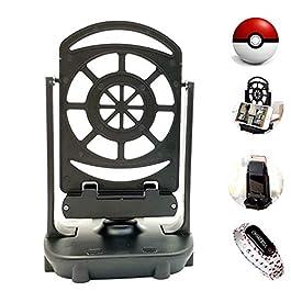Steps Counter Compatible for Pokemon Go Walker, Poke Ball Plus Pokemon go Pedometer, Smart Watch, Two Phone Shaker…
