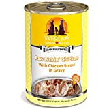 Weruva Classic Dog Food, Paw Lickin' Chicken With Chicken Breast In Gravy, 14Oz Can (Pack Of 12)