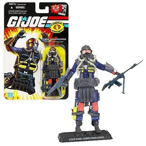 (G.I. Joe 25th Anniversary Cobra Paratrooper Figure)