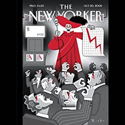 The New Yorker, October 20th, 2008 (Ryan Lizza, Malcolm Gladwell, John Updike)